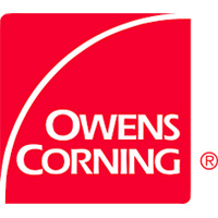 A image of the vendor logo Owens Corning